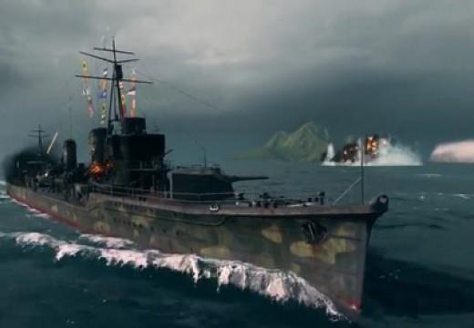 เกมสงครามน่านน้ำ เผยกลยุทธ์การพรางตัวและการใช้ธงสัญญาณ