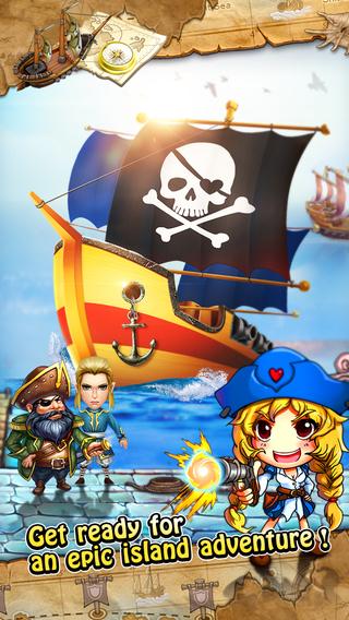 Poseidon's Pirate