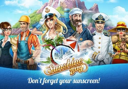 สร้างเกาะเขตร้อน Sunshine Bay กับภารกิจล่องเรือทั่วโลกบนมือถือ