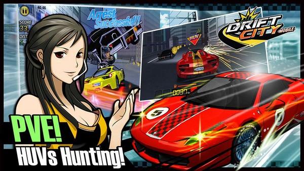 DriftCityM3