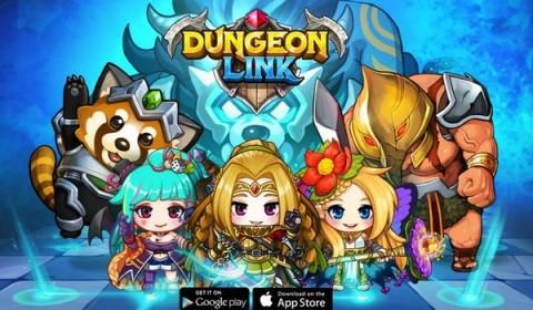 ด่านใหม่ ผู้กล้าคนใหม่ และอีกมากมายใน Dungeon Link เวอร์ชั่น 2.0