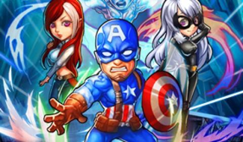 HeroAllStar ฮีโร่มาแว๊ว เกมส์มือถือใหม่ พร้อมเปิดให้บริการแล้ววันนี้ทั้ง iOS และ Android