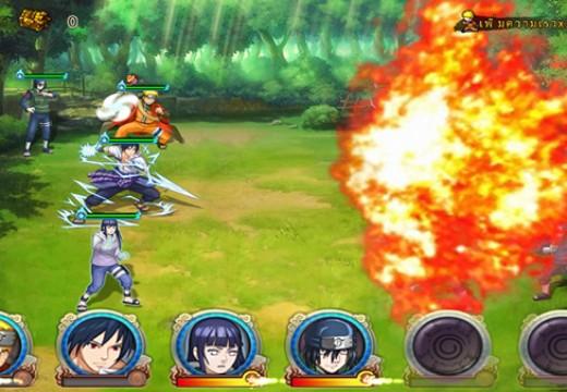 ระเบิดศึกความมันส์ World of Ninjas สงครามโลกนินจาเปิดศึกแล้วบนระบบ Android