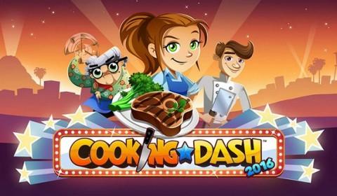 จากเกมเสริฟอาหารออฟไลน์ชื่อดัง Cooking Dash ก้าวเข้าสู่โลกออนไลน์เต็มรูปแบบแล้ววันนี้