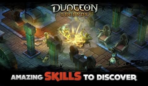 ผจญภัยแดนปีศาจ Dungeon Legends เกม Action RPG ตะลุยด่านสุดมันส์ปล่อยโหลดแล้ววันนี้