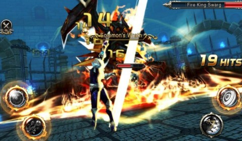 เหนือคำบรรยาย Blade of God สุดยอดเกมมือถือ Fantasy RPG ขั้นเทพ!