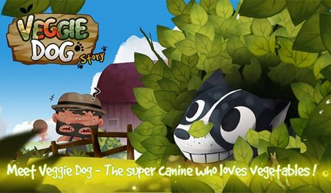 "Lunacraft เปิดตัวเกม ""Veggie Dog Story"" น้องหมามังสะวิรัต ตอบรับ Dog Lover ทั่วโลก"