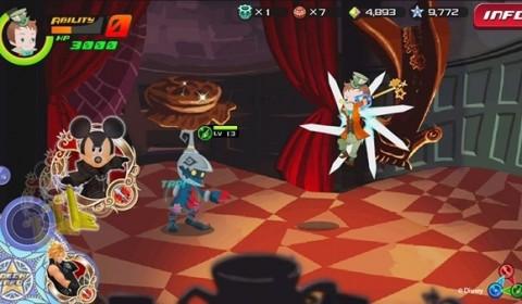 Kingdom Hearts: Unchained Chi เวอร์ชั่นอิ้ง เร็วๆ นี้มีเฮ