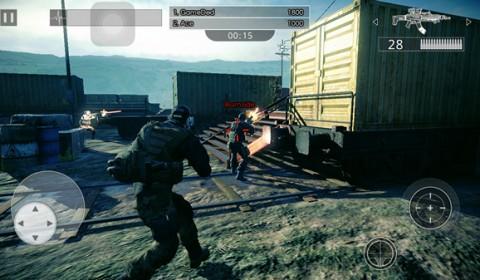 Afterpulse เกมส์ TPS บนมือถือ กราฟฟิคระดับเทพจาก Gamevil พร้อมมันส์บน iOS แล้ววันนี้