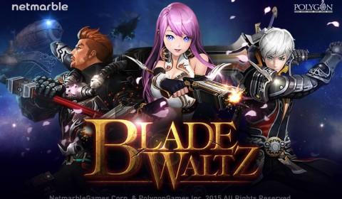 Blade Waltz เกมโมบายแอ็คชั่น RPG ใหม่จากเกาหลี เปิดให้ลงทะเบียนล่วงหน้าพร้อมกันทั่วโลก