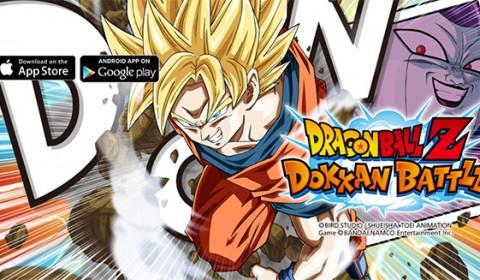 มาแล้ว Dragon Ball Z Dokkan Battle เกมส์มือถือมันส์ๆ จาก Bandai Namco