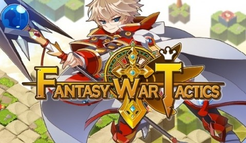 Nexon ส่งเกมมือถือวางแผนสุดมันส์ Fantasy War Tactics พร้อมโหลด 5 พฤศจิกายนนี้ บน iOS/Android