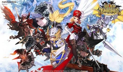 เน็ตมาร์เบิลเปิดตัว Seven Knights ในอีก 146 ประเทศทั่วโลก