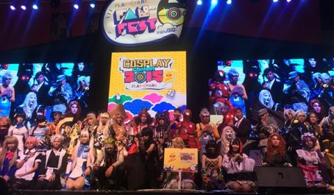 แฟนเกมส์คับคั่ง PLAYPARK Fan Fest ครั้งที่ 6 แข่ง… แจก… โชว์… โอ้โห! #อย่างเยอะ