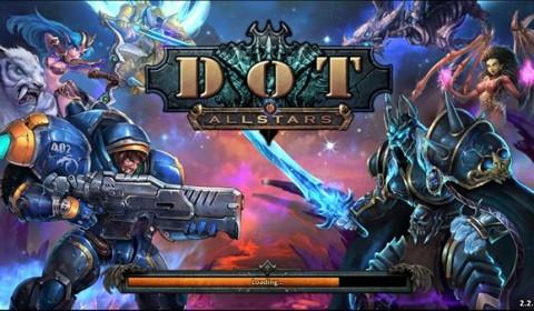 พาส่องเกมมือถือ DOT.Allstar เกม 3D ARPG กับเหล่าฮีโร่ที่คุ้นเคย