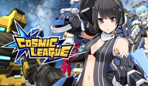 สงครามสุดโมเอะ Cosmic League ลุยเซิร์ฟเวอร์ NA พร้อม OBT วันที่ 7 ธันวาคม นี้