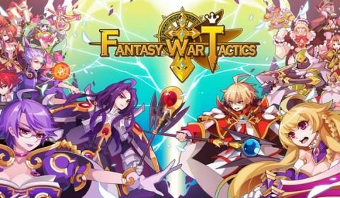 เปิดแล้ว!!! เกม SRPG ระดับตำนาน Fantasy War Tactics 153 ประเทศทั่วโลก