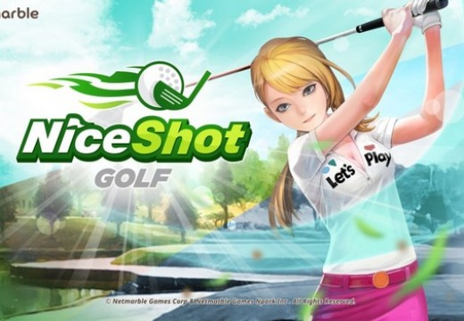 เกมกอล์ฟบนมือถือ Nice Shot Golf เปิดแล้ววันนี้ทั้ง iOS และ Android