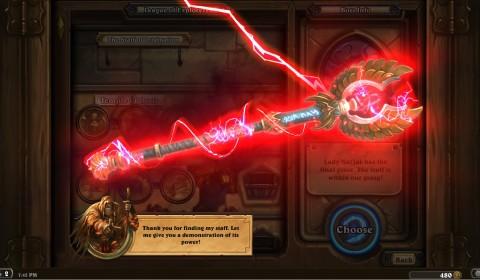 เปิดกรุสมบัติสุดท้ายของ The League of Explorers แห่ง HearthStone