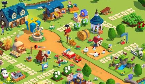 Country Friends มาทำฟาร์มกันเถอะ