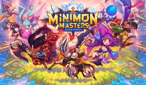 แนะนำเกมมือถือสุดฮิต Minimon Masters การันตีอันดับ 1 เดือนธันวาคม
