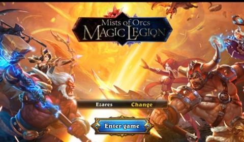 Magic Legion – Mists of Orcs ศึกมหาเวทย์สุดอลังการห้ามพลาด