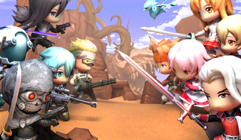 Sword Adventure เกม Action RPG ใสใส วัยรุ่นชอบ มาพร้อมคุณภาพครบ!