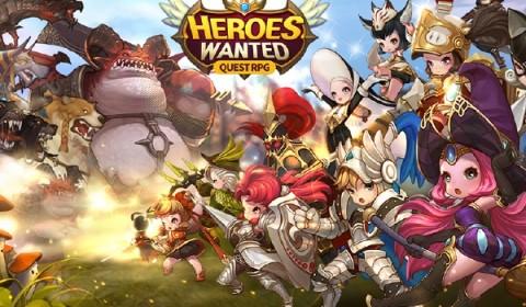 Heroes Wanted เกมมือถือ Action RPG จาก NHN เปิดให้ Pre-registration ทั่วโลกแล้ว