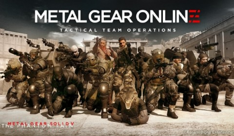 Metal Gear Online เล่นผ่านบน PC ผ่านทาง Steam ได้แล้ววันนี้