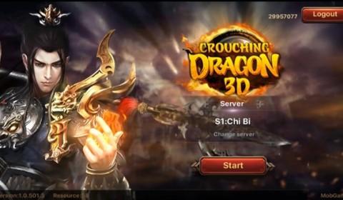 Crouching Dragon 3D ปฐมบทใหม่ของสงครามสุดยิ่งใหญ่