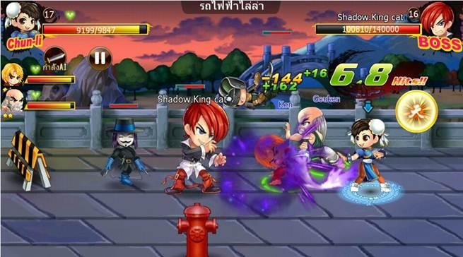 StrikeF5