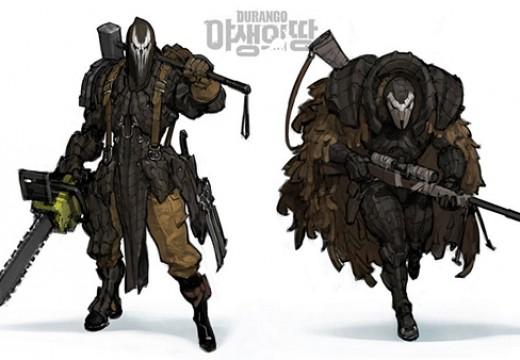 Durango เกมส์มือถือใหม่ตัวแรงของ NEXON เผย Gameplay ใหม่โชว์ระบบมิชชั่น และระบบต่อสู้