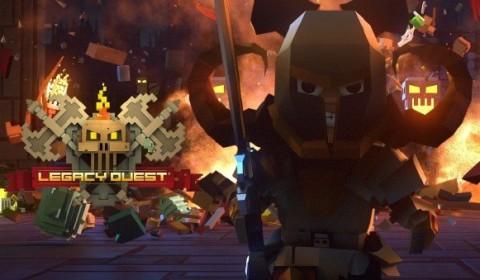 Legacy Quest เปิดตำนานเกมมือถือ RPG คลาสสิค ดาวน์โหลดได้แล้ววันนี้ทั่วโลกทั้ง iOS / Android
