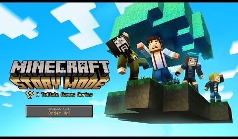 Minecraft Story Mode ปล่อย EP 5 ออกมาแล้ว ที่เหลือ 6-7-8 ตามมาภายในปีนี้!