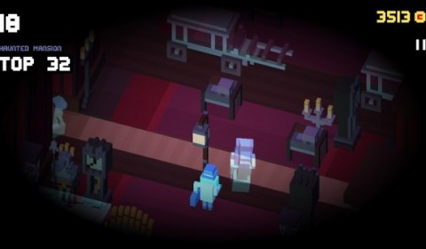 Disney Crossy Road แบบเจาะลึก! ตอน Haunted Mansion เปิดเผยข้อมูลตัวละคร แอคชั่นพิเศษ และวิธีปลดล็อคทุกตัวละคร