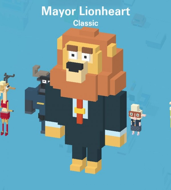 MayorLionheart