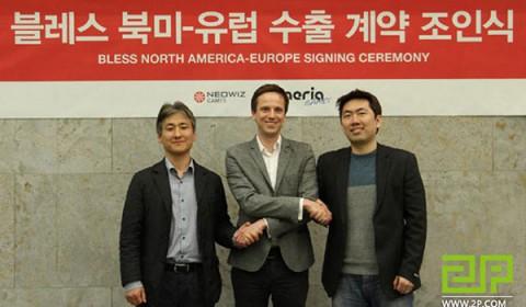 BLESS เกมส์ออนไลน์ขั้นเทพ เตรียมลุยตลาด อเมริกา และ ยุโรป โดยผู้ให้บริการ Aeria Games