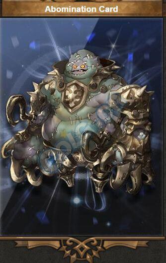 Abomination - lvl 56