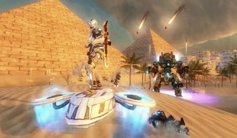 IDCC เตรียมเปิดให้บริการเกมส์ใหม่ Dawn of War Online แนว Shooter+RPG เร็วๆ นี้