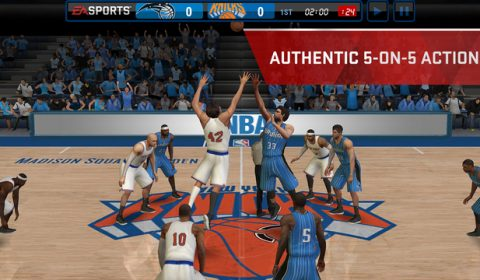 EA ประกาศ NBA Live Mobile (Free) มาแน่ ช่วงฤดูใบไม้ร่วงกันยายน-พฤศจิกายน ปีนี้!