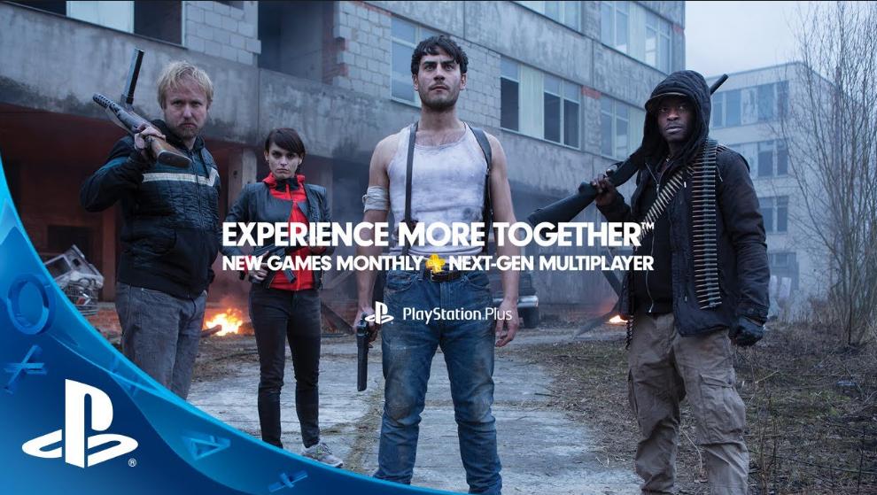 PlayStationPlus4