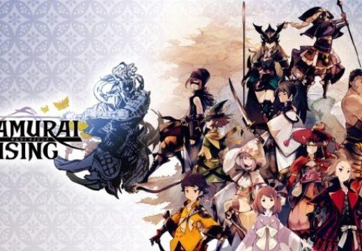 Square Enix พร้อมส่ง Samurai Rising เกมมือถือ RPG สุดแบ๊ว เปิดให้ดาวน์โหลด 2 มิถุนายนนี้