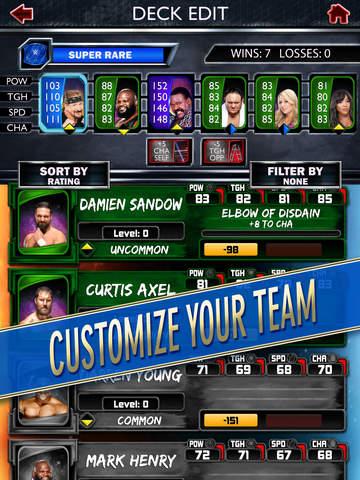 WWE-Supercard