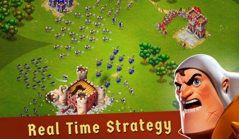 War of Empires สงครามเกมต่อสู้ด้วยการวางกลยุทธ์บนมือถือ