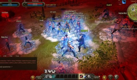 CABAL2 เปิด CBT วันแรกแรงโคตร ยอดดาวน์โหลดทะลุ 200,000! ทวงคืนบัลลังก์สุดยอดเกม MMORPG