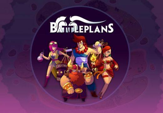Battleplans เกมแนววางแผน real-time strategy ฟรี! พร้อมให้ดาวน์โหลดแล้วบน iOS และ Android