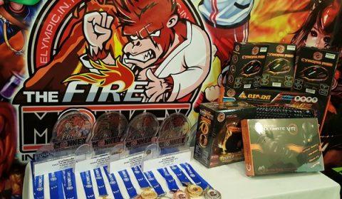 Ini3 E-Lympic Games 2016 The Fire Monkey ระเบิดศึกการแข่งขันเดือด 4 เกมส์สุดฮิตจากอินิทรี สนามแรกรับปีลิง