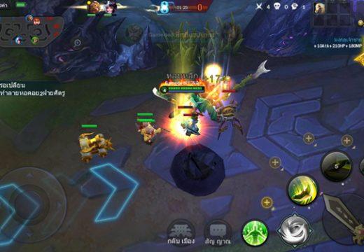 เตรียมทดสอบ Heroes Glory : First Blood เกมส์มือถือใหม่สไตล์ MOBA พร้อม CBT เร็วๆ นี้