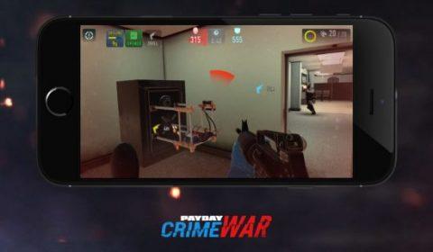ใกล้เปิดตัว PAYDAY: Crime War เกม shooting บนมือถือ มี PvP ปะทะระหว่างตำรวจและแก๊งนักปล้น!
