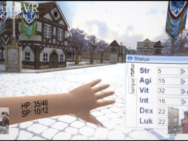 Ragnarok VR เวอร์ชั่นใหม่! เพิ่มลูกเล่นหลากหลาย ดูสนุกยิ่งกว่าเดิม (ชมคลิป gameplay)